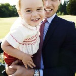 Kensington Palace Releases Photo of Prince George Ahead of Second Birthday