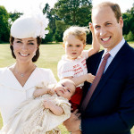 Royal Mail: Charlotte's Christening